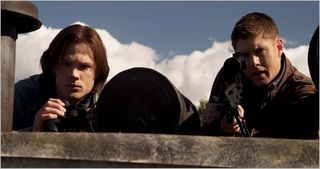 Supernatural, all dogs go to heaven, sam and dean