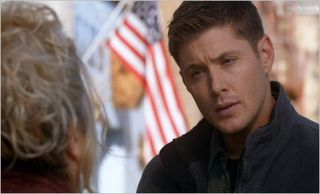 Supernatural, clap your hands if you believe, dean