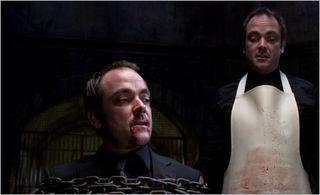 Supernatural, caged heat, crowleys