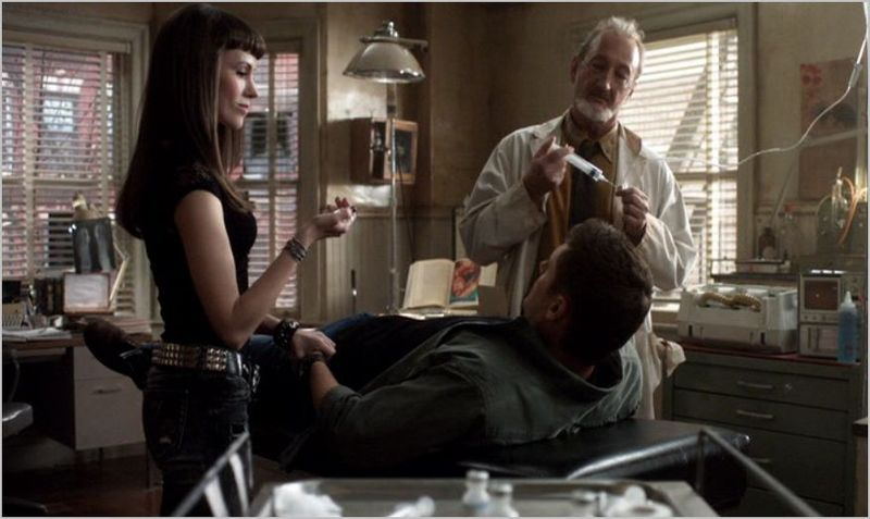 Supernatural, appointment in samarra, dean, eva, and doctor