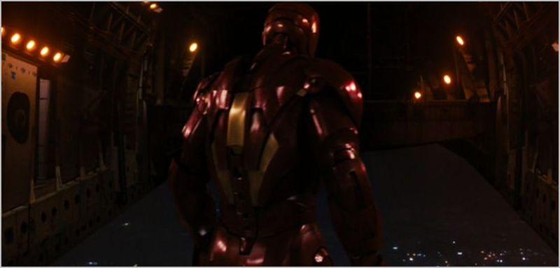 Iron Man 2, iron man