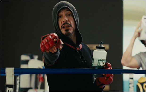 Iron Man 2, tony 2