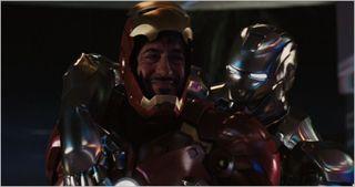 Iron Man 2, iron man and war machine