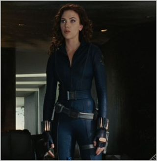 Iron Man 2, natasha 2