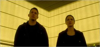 Haywire, aaron and mallory
