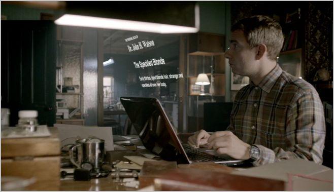 Sherlock, a scandal in belgravia, john watson