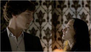 Sherlock, a scandal in belgravia, sherlock holmes and irene adler 2