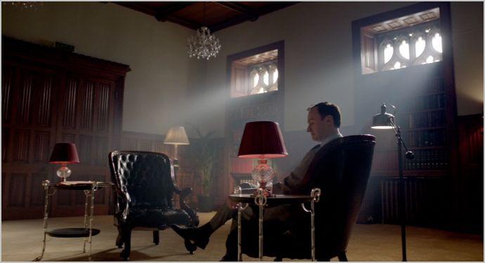 Sherlock, the reichenbach fall, mycroft 2