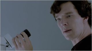 Sherlock, the reichenbach fall, sherlock 2