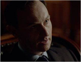 Sherlock, the reichenbach fall, mycroft 3