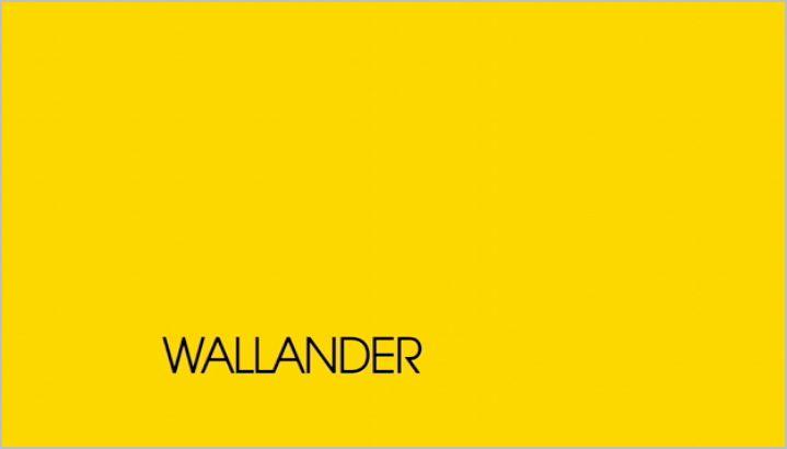 Wallander logo 2