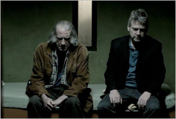 Wallander, sidetracked, Povel and Kurt