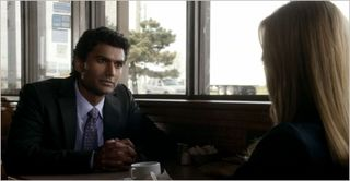 Covert affairs, hand on to yourself, jai and annie