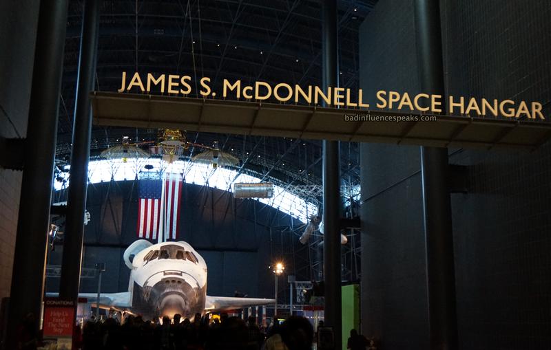 Sd mcdonnell space hanger bis