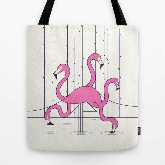 Flamingos-dsv-bags