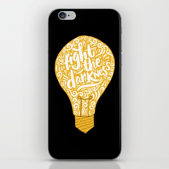 Fight-the-darkness-phone-skins_matthew.-taylor-wilson