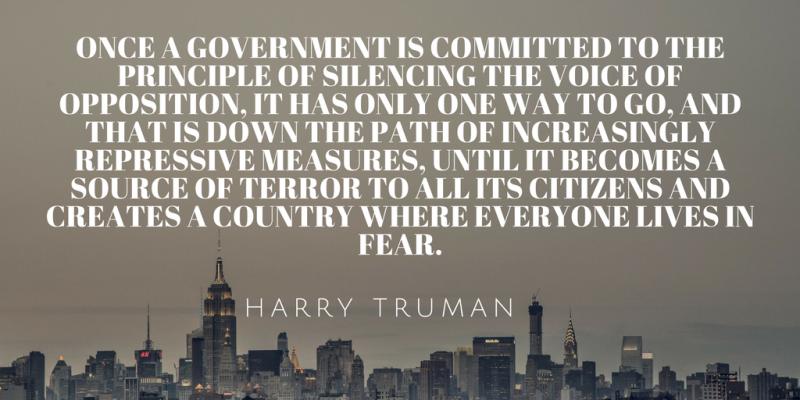 Truman_KEEP YOUR FOCUS ON THE SUMMIT