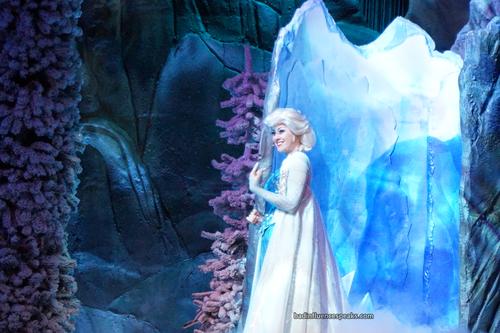 Frozen singalong elsa bis