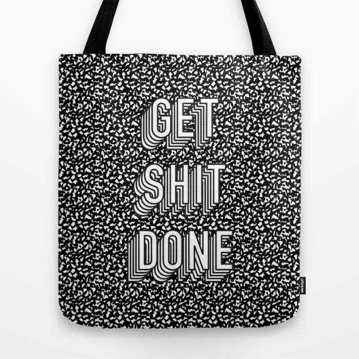 Get-shit-done-memphis-static-bags